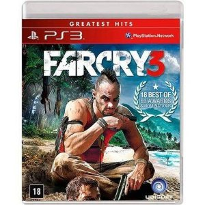Far Cry 3 Seminovo – PS3