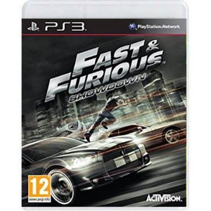 Fast e Furious Showdown  – PS3