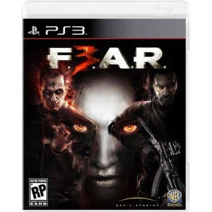 FEAR 3 Seminovo – PS3