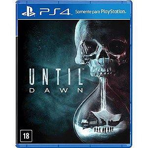 Until Dawn Seminovo – PS4