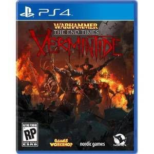 Warhammer End Times Vermintide Seminovo – PS4