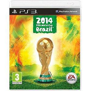 FIFA Copa do Mundo Brasil 2014 Seminovo – PS3