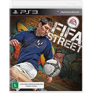 FIFA Street Seminovo – PS3