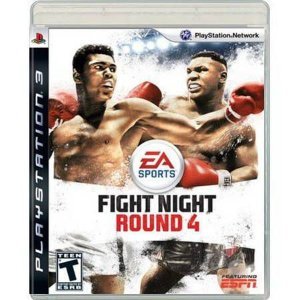 Fight Night Round 4 Seminovo – PS3