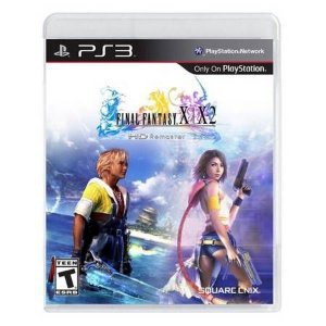 Final Fantasy X/X-2 Hd Remaster Seminovo – PS3