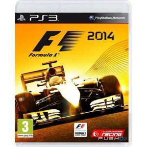 Formula 1 F1 2014 Seminovo – PS3