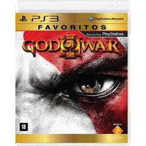God Of War 3 Português Seminovo – PS3