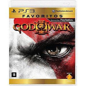 God Of War 3 Seminovo (SEM CAPA) – PS3