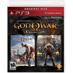 God of War Collection Seminovo – PS3