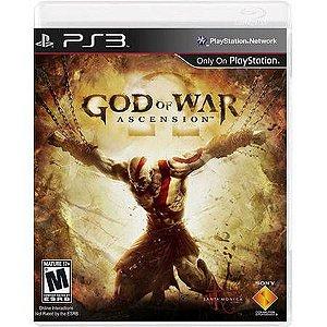 God of War: Ascension Seminovo – PS3