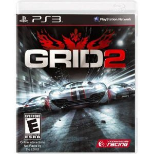 Grid 2 Seminovo – PS3