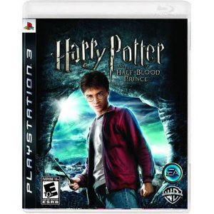 Harry Potter And The Half-Blood Prince Seminovo – PS3