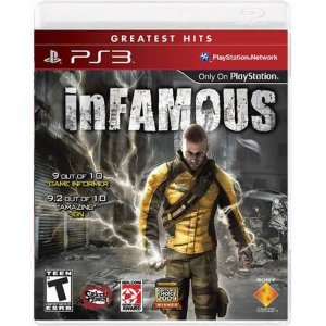 Infamous Seminovo – Ps3