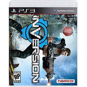 Inversion Seminovo – PS3