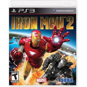 Iron Man 2 Seminovo – PS3