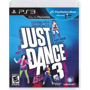 Just Dance 3 Seminovo – PS3