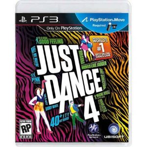 Just Dance 4 Seminovo – PS3