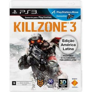 Killzone 3 Seminovo – PS3