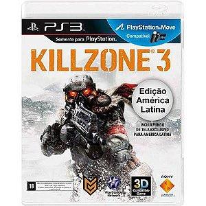 Killzone 3 Seminovo – PS3