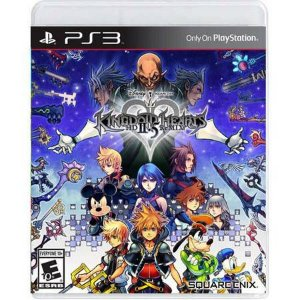 Kingdom Hearts HD 2.5 Remix Seminovo – PS3