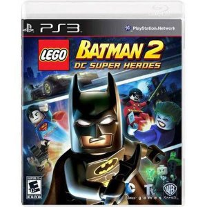 Lego Batman 2: Dc Super Heroes Seminovo – PS3