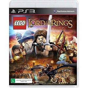 Lego O Senhor Dos Aneis Seminovo – PS3