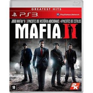 Mafia 2 Seminovo – PS3