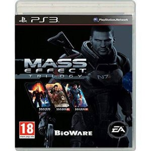Mass Effect Trilogy Seminovo – PS3