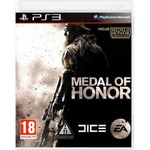 Medal of Honor Seminovo – PS3