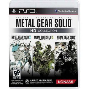 Metal Gear Solid Hd Collection Seminovo – PS3