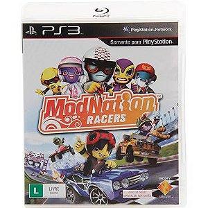 Modnation Racers Seminovo – PS3