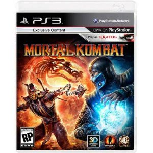 Mortal Kombat Seminovo – PS3