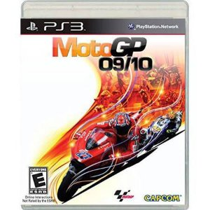 Moto GP 09/10 Seminovo – PS3