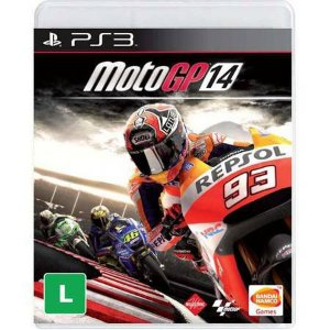 Moto GP 14 Seminovo – PS3