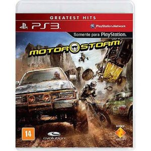 Motorstorm Seminovo – PS3