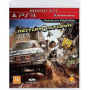 Motorstorm Seminovo – PS3