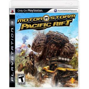 Motorstorm Pacific Rift Seminovo – PS3
