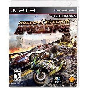 Motorstorm Apocalypse Seminovo – PS3