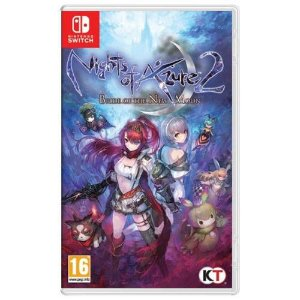 Nights Of Azure 2 Bride Of The New Moon Seminovo – Nintendo Switch