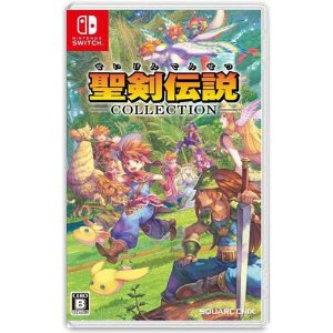 Seiken Legend Collection (Legend of Mana) Seminovo – Nintendo Switch