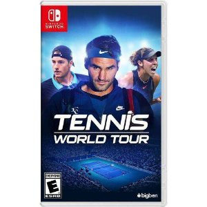 Tennis World Tour Seminovo – Nintendo Switch