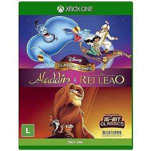 Disney Classic Games Aladdin e O Rei Leão - Xbox One