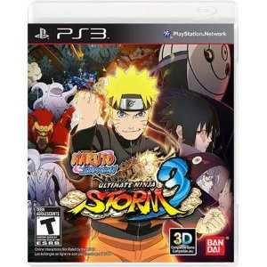 Naruto Shippuden – Ultimate Ninja Storm 3 Seminovo – PS3