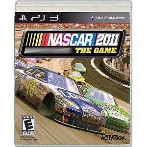 Nascar 2011 The Game Seminovo – PS3