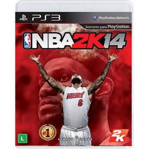NBA 2K14 Seminovo – PS3