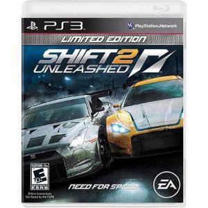 Need For Speed Shift 2 Unleashed Limited E. Seminovo – PS3