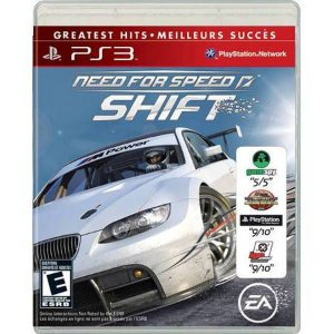 Need For Speed Shift Seminovo – PS3