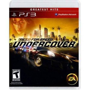 Need For Speed Undercover Seminovo – PS3