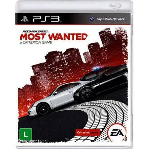 Need For Speed: Most Wanted Seminovo – PS3