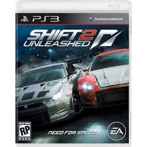 Need for Speed: Shift 2 Unleashed Seminovo – PS3